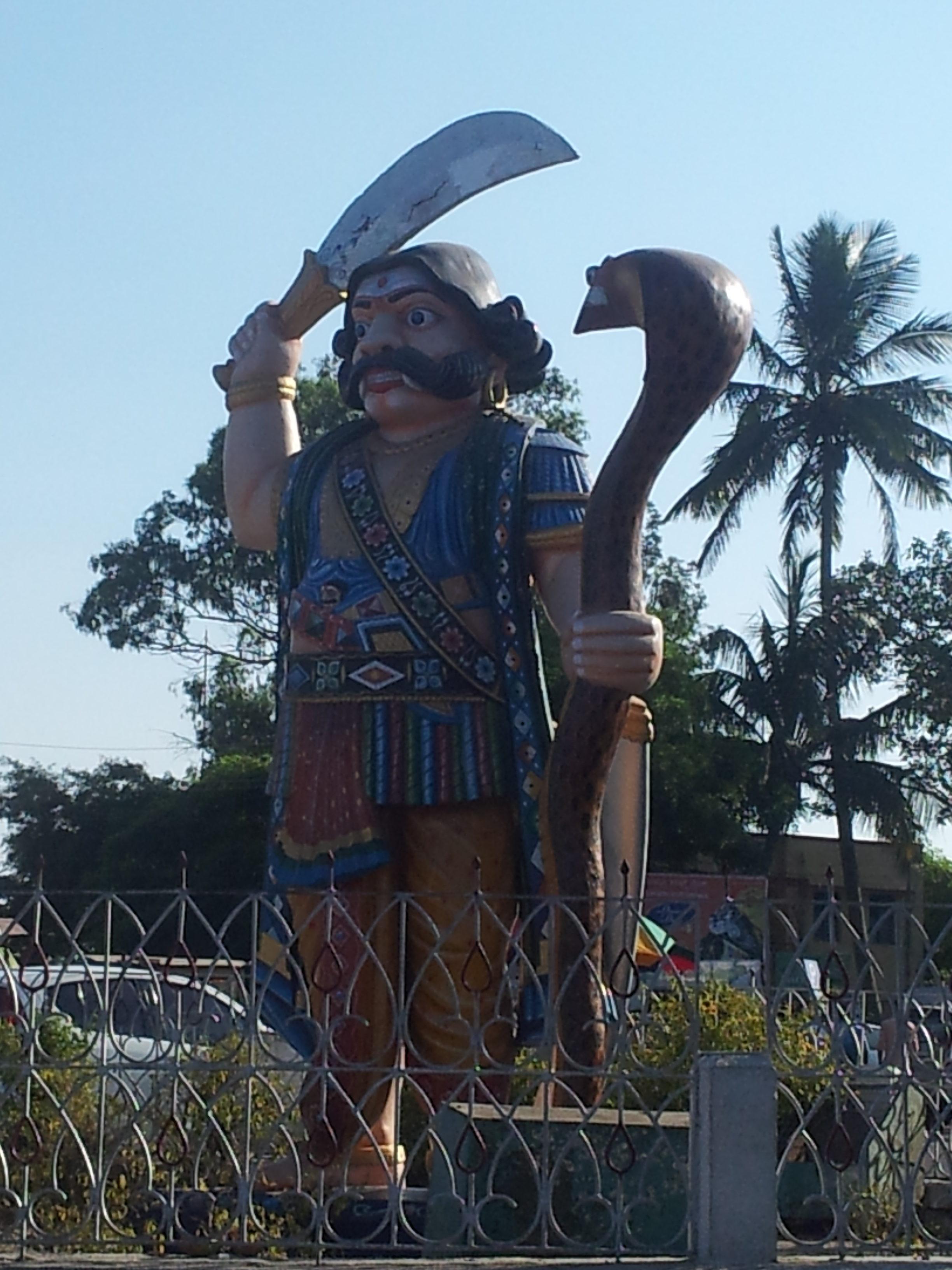 Demon Mahishasura