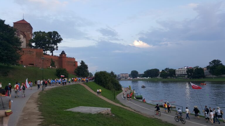 Wawel Castle Hill