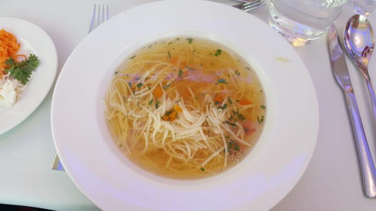 Tradtional Polish soup