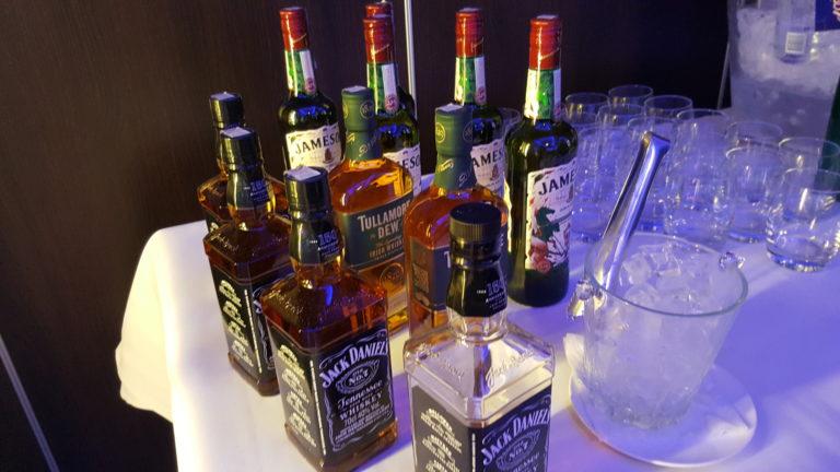 Select alcohols
