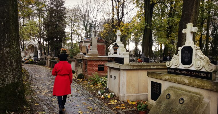 Famous Polish Graves in Krakow