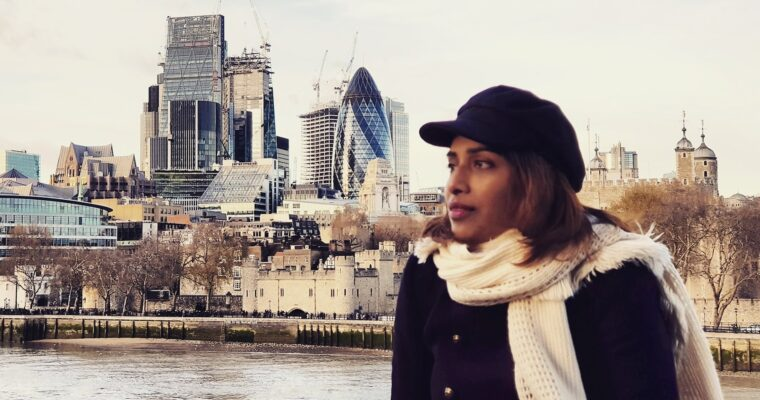 London Travel Diary