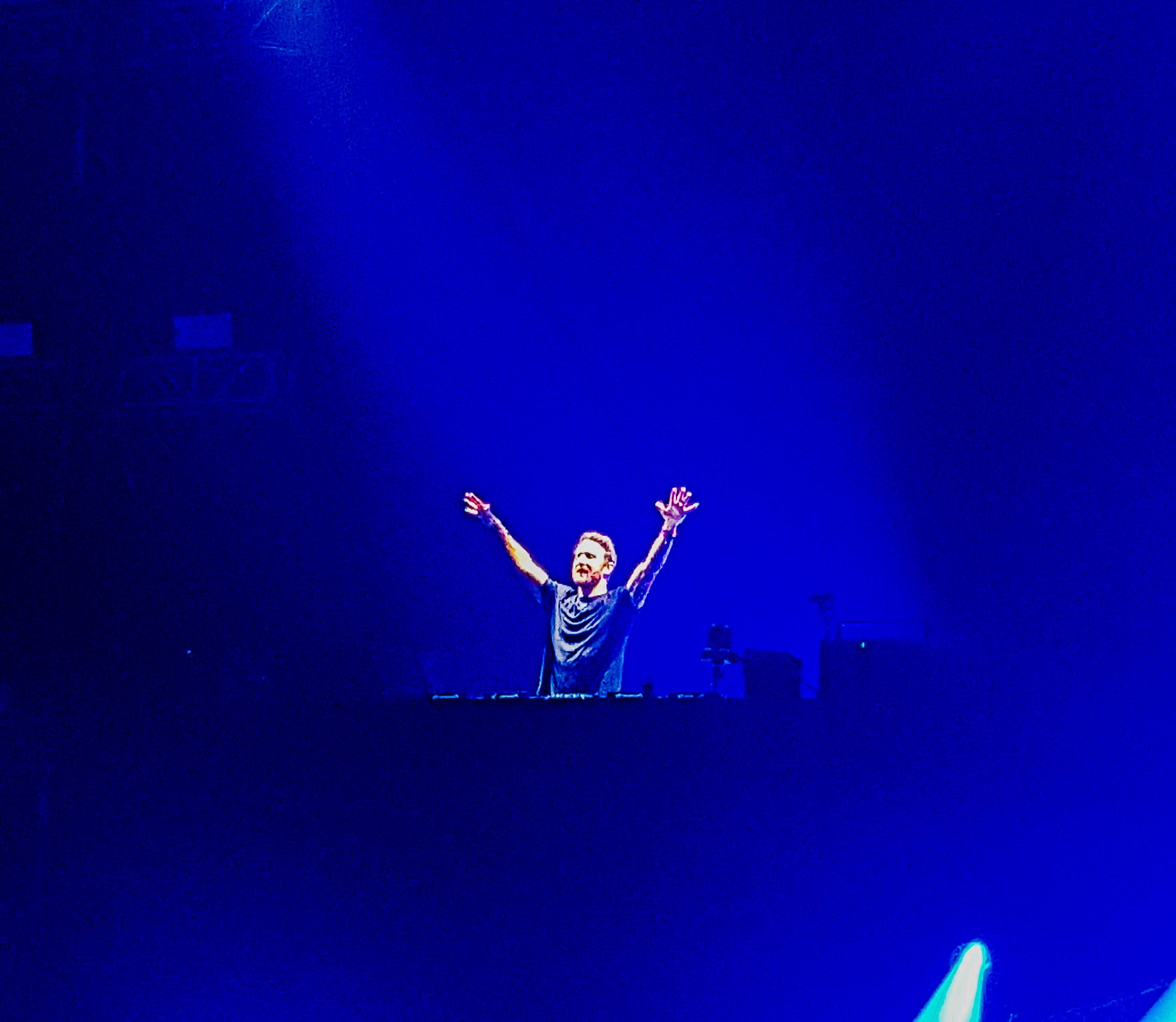 David Guetta Concert Experience