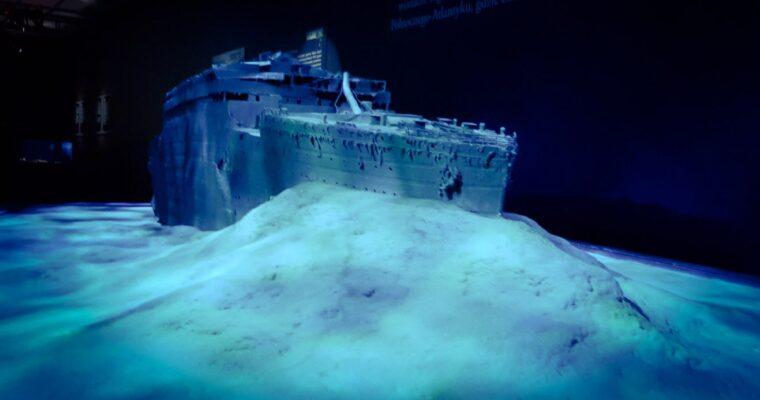 Titanic: the Artefact Exhibition Krakow