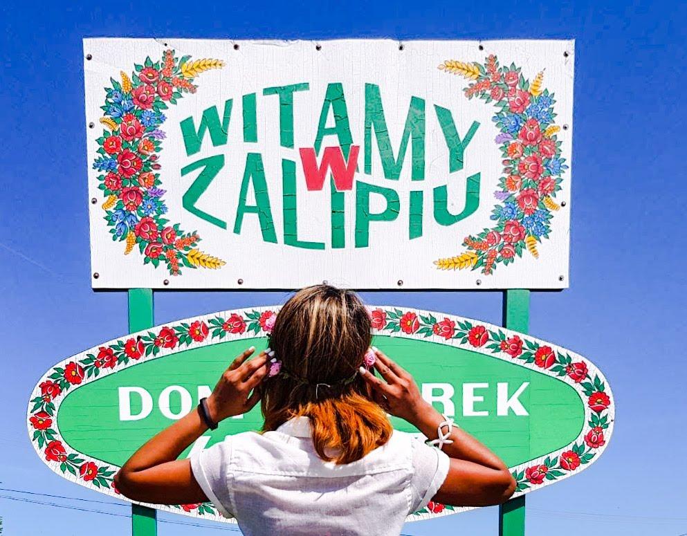 A Walk Through Zalipie